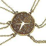 Best Slice Necklaces - Best Friends Forever Pizza Slice Friendship Necklace Set Review