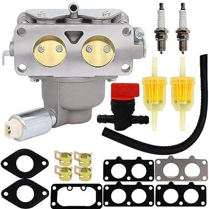 hooai 799230 carburetor for john deere l111 l118 l120 la120 la130 la135 la140 la145 la150 briggs \u0026 stratton 791230 699709 499804 toro carburetor john deere 42 inch mower deck parts diagram john deere gx20226 support