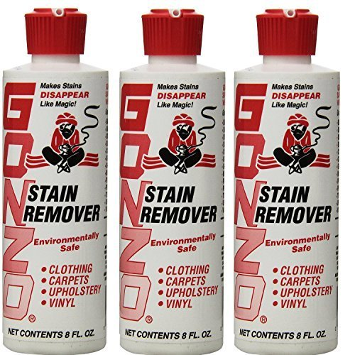 Gonzo Stain Remover - 3