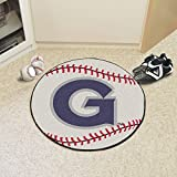 Fanmats Collegiate 27 in. Baseball Mat