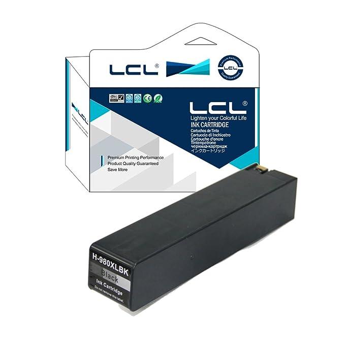 LCL Cartucho de Tinta Compatibles 711XL 711 XL (2 Negro) Reemplazo ...