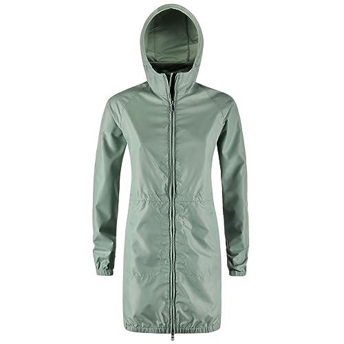 Robe di Kappa - Chaqueta - para Mujer Verde Size: X-Small: Amazon.es: Zapatos y complementos
