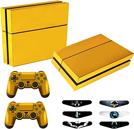 Stickers for PS4 Playstation 4 Decals PS4 Games Skins Accessories ...