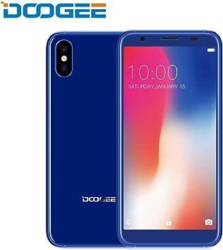 Nuevo Smartphone DOOGEE X55 5.518: 9 HD MTK6580 Quad Core 16GB ...