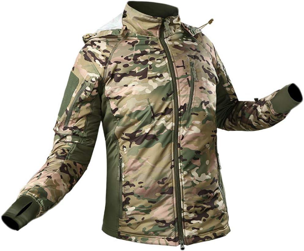 FashionYoung Camisa de Combate Chaqueta Militar del Airsoft de los Hombres de BDU Camisa de Manga Larga táctica (Verde, XL): Amazon.es: Deportes y aire libre
