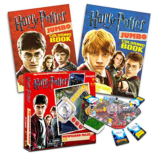 Harry Potter Deluxe Triwizard Maze Board Game and Activity Kits