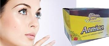 Botanica Face Arnica crema. Suaviza y humecta todo tipo de piel./Arnica cream