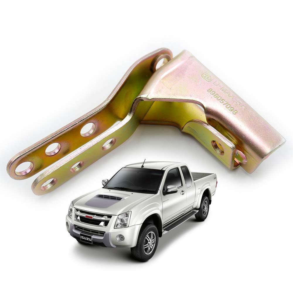Nonstops Rear Tailgate Rear Door Side Hinge For Isuzu Holden D-Max Pickup 2007 2010 by Nonstops