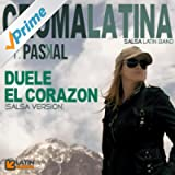 Duele el Corazon (Salsa Version) [feat. Paskal]