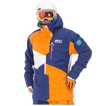 Picture Organic Award Clothing Veste de ski Homme, Orange  Amazon.fr ... c9af4229c40