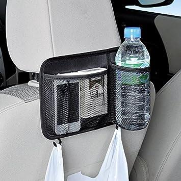 Victor VH 13 Car Seat Back Organizer Cargo Net Mesh Pocket Plastic