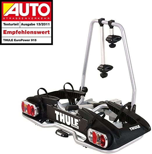 Thule Europower 915 Anhängekupplungs Fahrradträger Produktion Vom Hersteller Eingestellt Auto