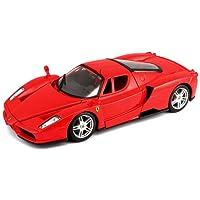 Bburago - 26006r - Véhicule Miniature - Modèle À L'échelle - Ferrari Enzo - 2002 - Echelle 1/24