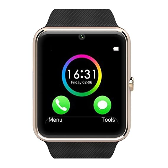 1.54 pulgadas gt08 Reloj de pulsera bluetooth Health Smart ...