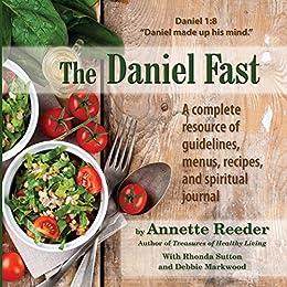 The Daniel Fast by [Reeder, Annette, Sutton, Rhonda]