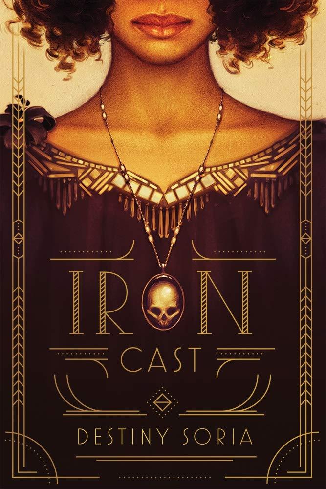 Iron Cast book spooky season books for kids _ Bored Teachers