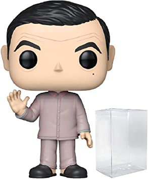 Funko Movies: Mr. Bean - Mr. Bean Pajamas Pop! Vinyl Figure ...