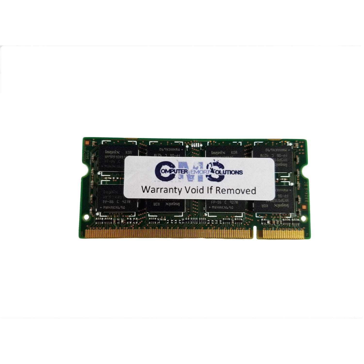 4GB 2x2GB Memory RAM Compatible with Dell Inspiron 1505 Notebook DDR2