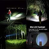 LE 2 Pack LED Flashlights Torch, 6 AAA Batteries Included, 14 LEDs Handheld Torch, Waterproof IP44 Bild 6