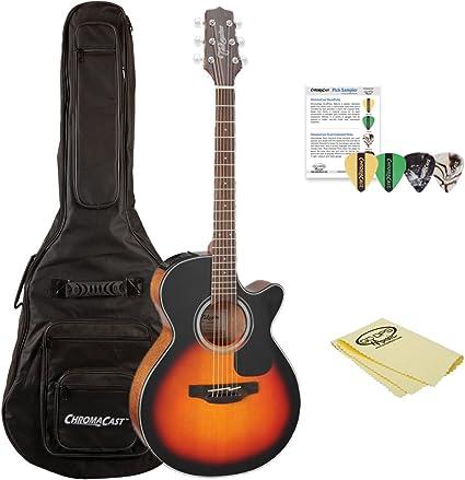 TAKAMINE gf30cebsb-kit-1 fxc Cutaway Guitarra Electroacústica ...