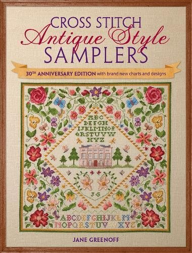 Cross Stitch Antique Style Samplers: Over 30 Cross Stitch De