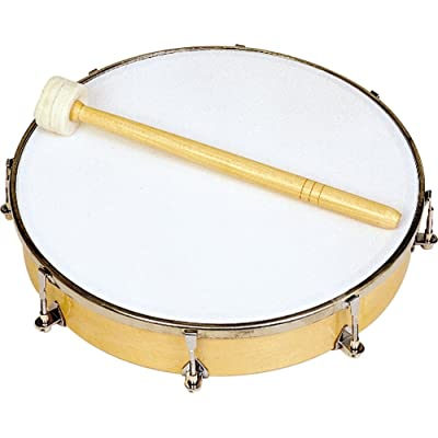 Rhythm Band Tunable Hand Drum 12 in, Rb1181: Toys & Games