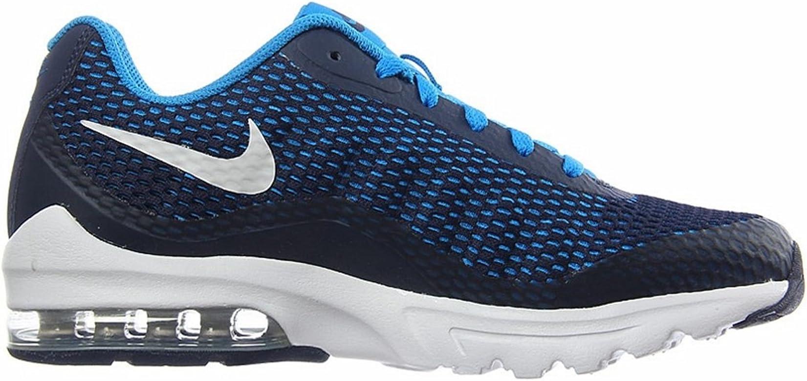 Nike Air MAX Invigor SE, Zapatillas de Running para Hombre, Azul (Azul/(Midnight Navy/White/Photo Blue) 000), 40.5 EU: Amazon.es: Zapatos y complementos