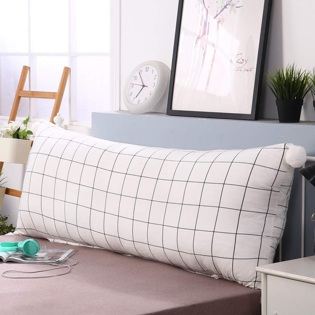 抱き枕 横向き寝枕 柔らかい だきまくら 気持ちいい 昼寝枕 腰枕 ごろ寝クッション カバー洗える (PATTERN : 2, Size : 150*55cm) B07QWTLGB7