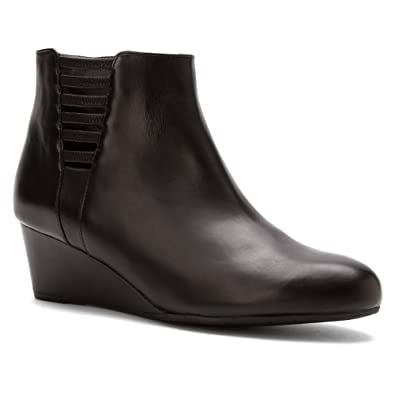 c0cd3b0298e1 VANELi Women s Laban Black Nappa Mtch Zipper Boot  Buy Online at Low ...
