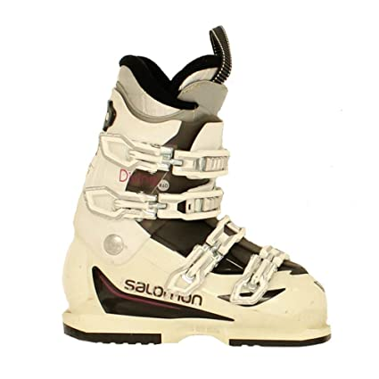 Amazon Com Used Ski Boots >> Amazon Com Used Womens Salomon Divine R 60 Ski Boots Us