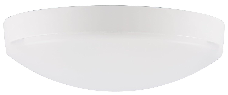 Inolight iWD 28 D LED Deckenleuchte (A+, 23 Watt, 2700K Warmweiß, 2150 Lumen, 28cm, 50.000 Std.) weiß