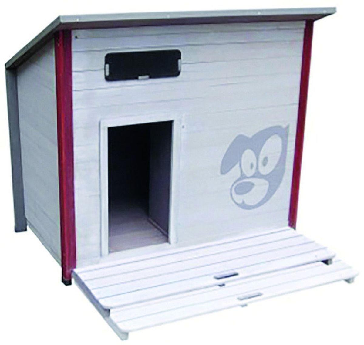 Karlie Flamingo 1030461 Hundehütte, 114 x 110 x 103 cm