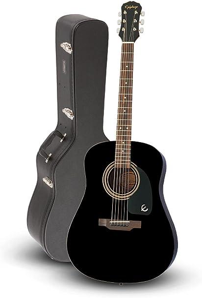 Epiphone DR-100 - Guitarra acústica con funda Road Runner RRDWA ...