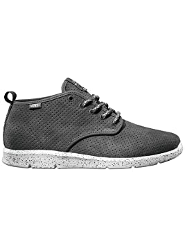 e54c509758 Vans LXVI Style 25 Perforated Charcoal Sneaker US11