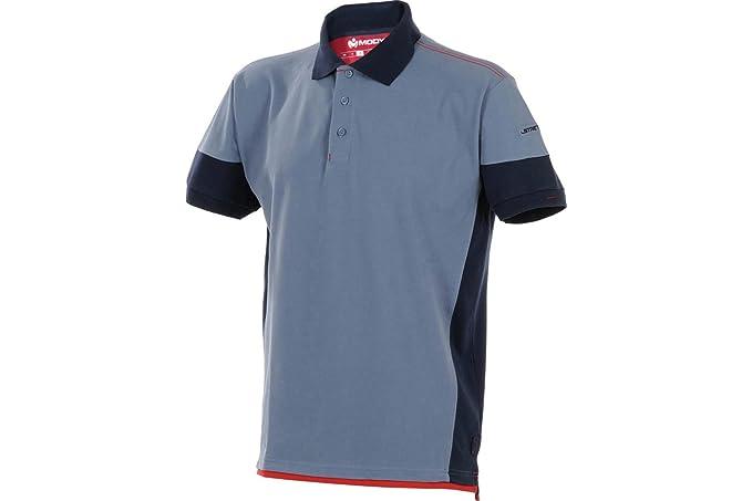 e59f08527b5bae Würth Würth Modyf Poloshirt Stretchfit blau - Arbeitspoloshirts -  Arbeits-Polo - Gr. XS