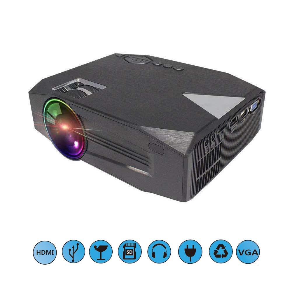 Mini proyector, 16.7k TFT LCD del proyector de película, 30.000 ...