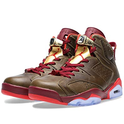 detailed look badbd c63c7 Image Unavailable. Image not available for. Color  Jordan 6 Cigar  Championship Rare Limited Size ...