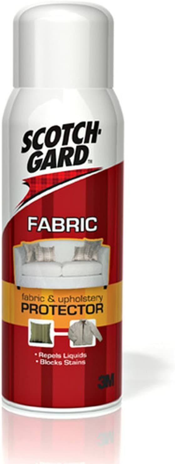 Scotchgard Fabric and Upholstery Protector, 10-Ounce , 4-Count