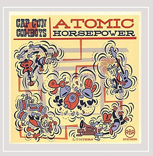 Atomic Horsepower [Explicit] (Atomic Cap)
