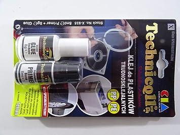 Clear Glue Pp Fur Pe Pp Pe Ptfe Silikon Amazon De Baumarkt