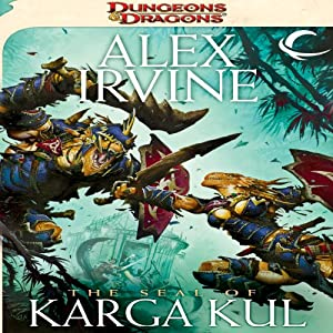 The Seal of Karga Kul Audiobook