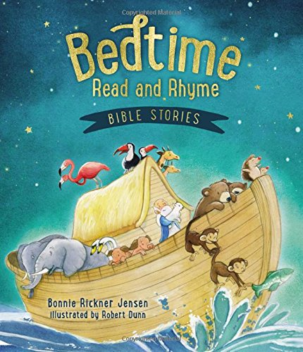 Bedtime Read and Rhyme Bible - Jensen Mall Stores