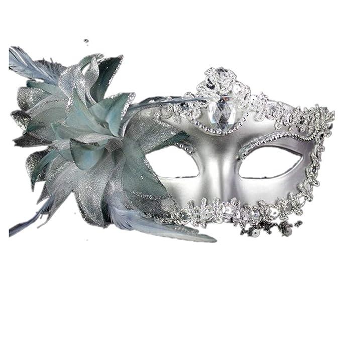 forma elegante migliore collezione quantità limitata Fliegend Donna Maschera di Carnevale/Maschera Veneziana ...