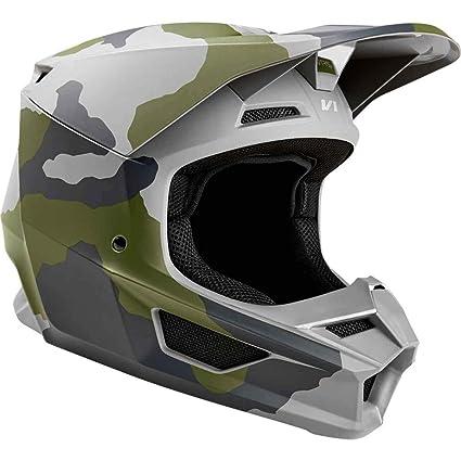 283ab93f Amazon.com: 2019 Fox Racing V1 Prizm Camo SE Helmet-L: Fox Racing ...