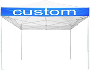 Yescom 10x10 EZ Pop Up Canopy Tent Heavy Duty Outdoor Party Portable Folding Instant Shelter Shade with Carry Bag, White