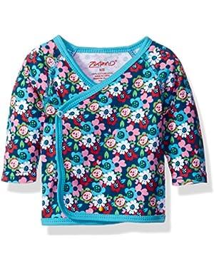 Unisex Baby Kimono Top