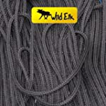 TYPE I Paracord American 2mm 100ft BLACK