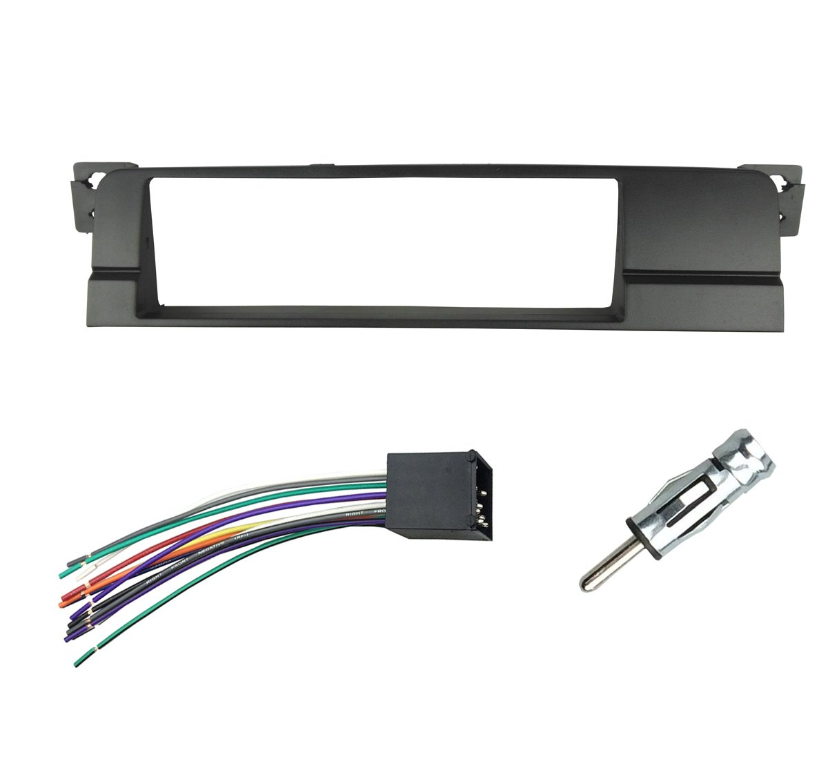 Best Rated In Car Electronics Installation Services Helpful Bmw 3 Series Wiring Harness Dkmus Dash Trim Kit For M3 E46 One Din Radio Stereo Panel
