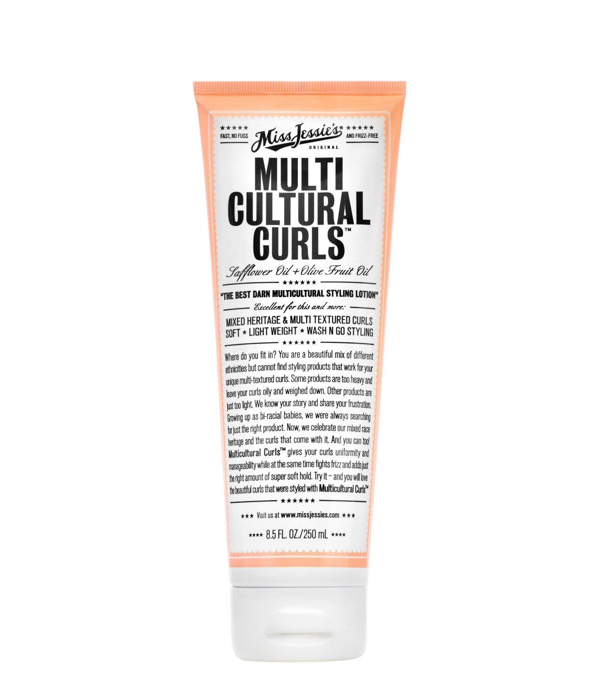 Miss Jessie's Multicultural Curls, 8.5 Ounce, 2 Count