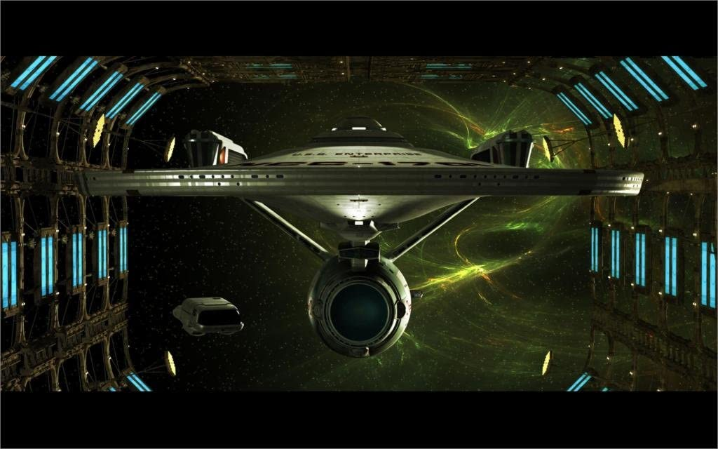 Wall Decor Master USS Enterprise (Spaceship) 20X30 inch Poster Print